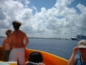 Ferry to Cozumel from Playa del Carmen