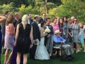 My buddy's wedding. It is a beautiful day. Rockford, IL