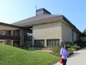 St Rita church, Rockford, IL