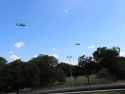One of them is a US Marine One.