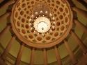 Inside US Capitol building