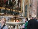 Pope John XXIII tomb.