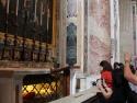 Pope Innocent XI tomb.