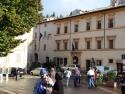 St Claire's Basilica.