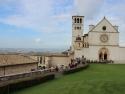 St. Francis' Basilica.