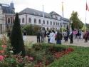 Carmelite convent in Lisieux.
