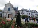 Carmelite convent in Lisieux