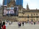 Santiago Cathedral, Spain.