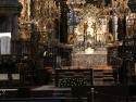 Santiago Cathedral main altar.