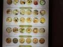 Food menu.